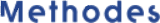 Methodes Logo